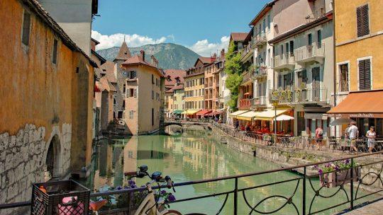 3 types de restaurants incontournables à Annecy