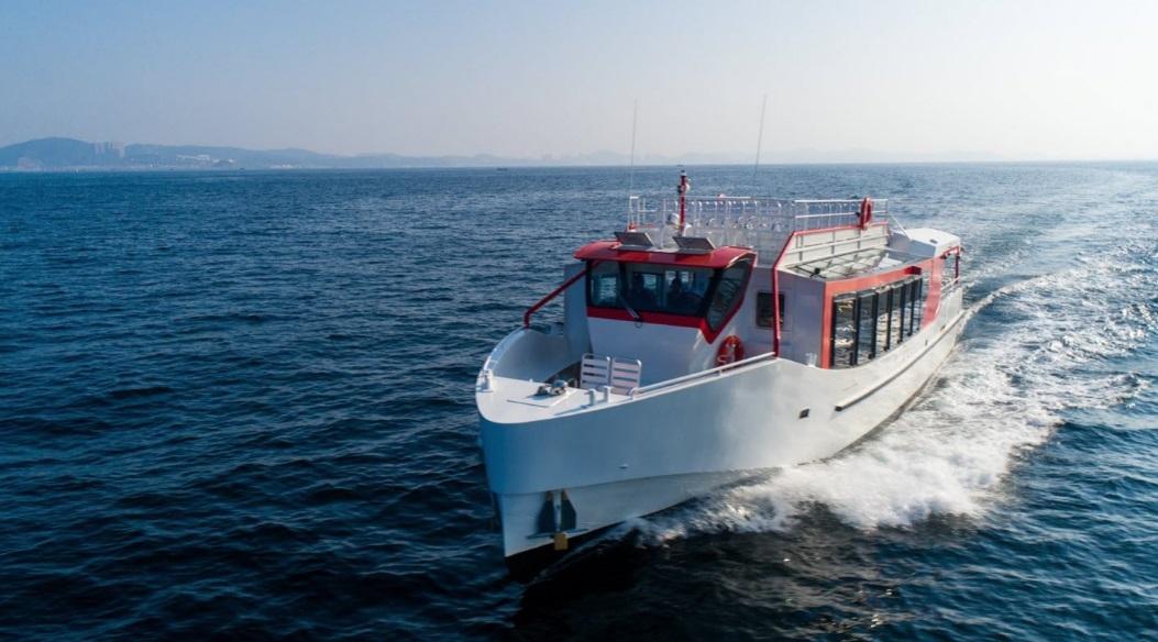 L'Amiral : le navire hybride du lac d'Annecy